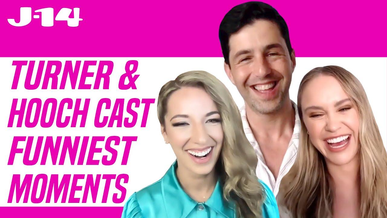 Download Turner & Hooch Cast Talks Funniest Moments on Set