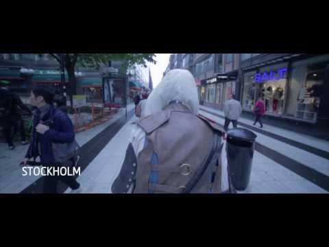 Assassin's Creed tour of Scandinavia