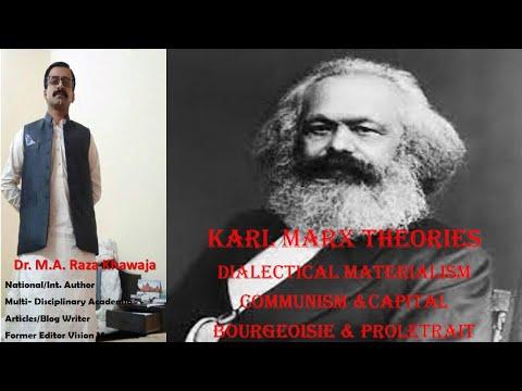 Karl Marx- Urdu- Political Science CSS PMS MA BA