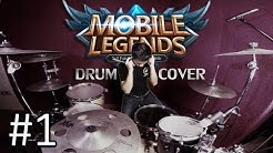 Mobile Legends - Drum Cover by IXORA