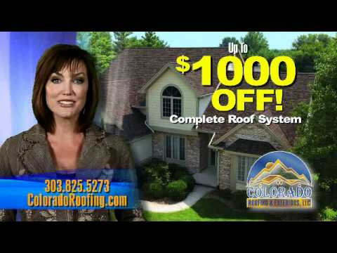 Colorado Roofing with Denise Plante
