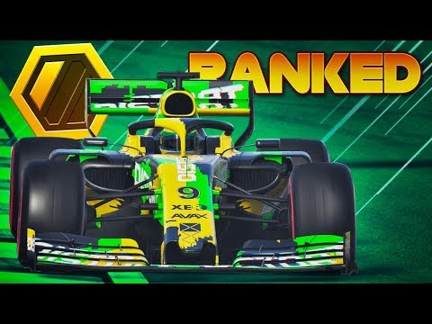 F1 2019 Online Ranked Gameplay