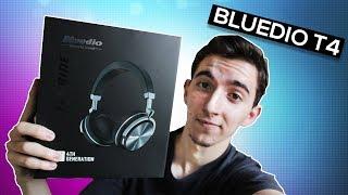 Fone bluetooth com ÓTIMA qualidade! | Bluedio T4 [Unboxing e primeiras impressões]