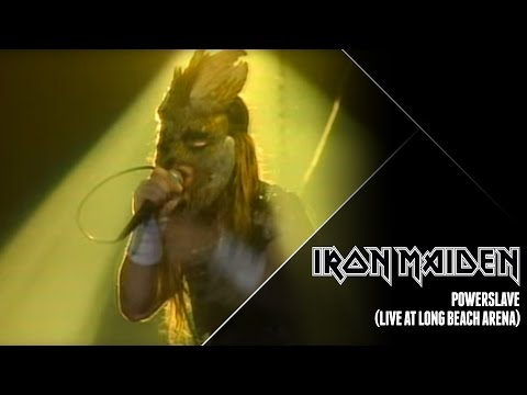 Iron Maiden - Powerslave (Live at Long Beach Arena)