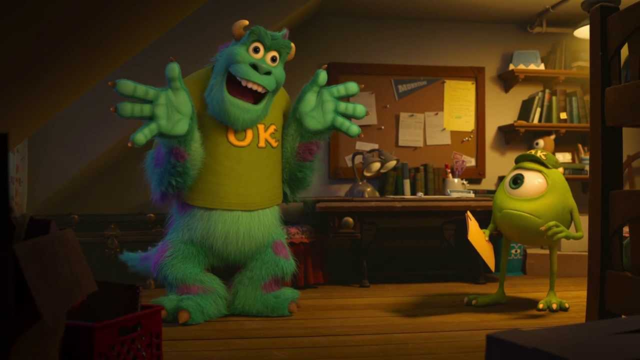 Monsters University - Official® Trailer 3 [HD]