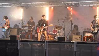 Last Dinosaurs - Zoom - Red Bull Garage - Sound City Liverpool- 17th May 2012.MOV