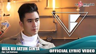 Gambar cover Verrell Bramasta - Bila Ku Jatuh Cinta (Official Lyric Video)
