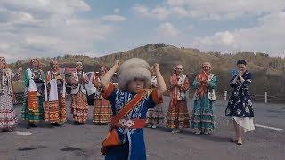 Фильм о башкирском танце   башкирский народный танец
