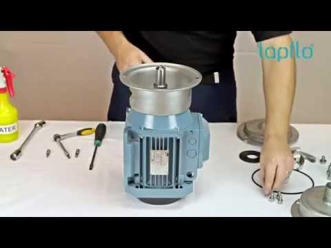 Máy bơm cấp nước Pentax   Italy CM50   250A, công suất 18 5Kw