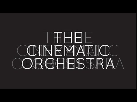 Burn Out - The Cinematic Orchestra - Live at the Barbican 06/05/2007