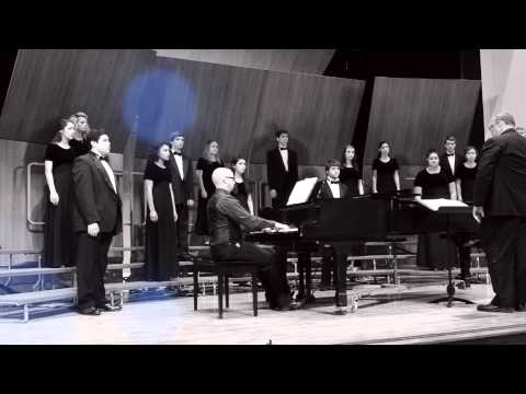 Roosevelt School of the Arts Choir Performs at Fresno City College