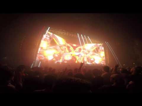 Excision - X Gon' Give It To Ya / T-Rex (LIVE) Paradoz Tour, Chicago, IL 12-12-15