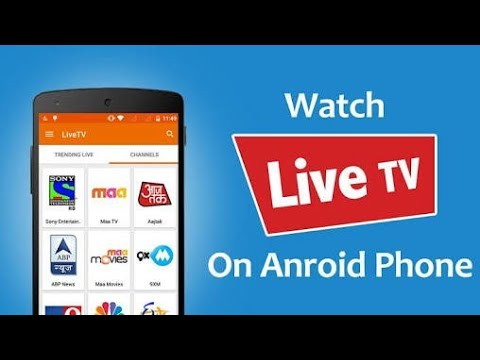 Free live tv android with app link easy method for India,  Pakistan,Bangladesh, Australia, England