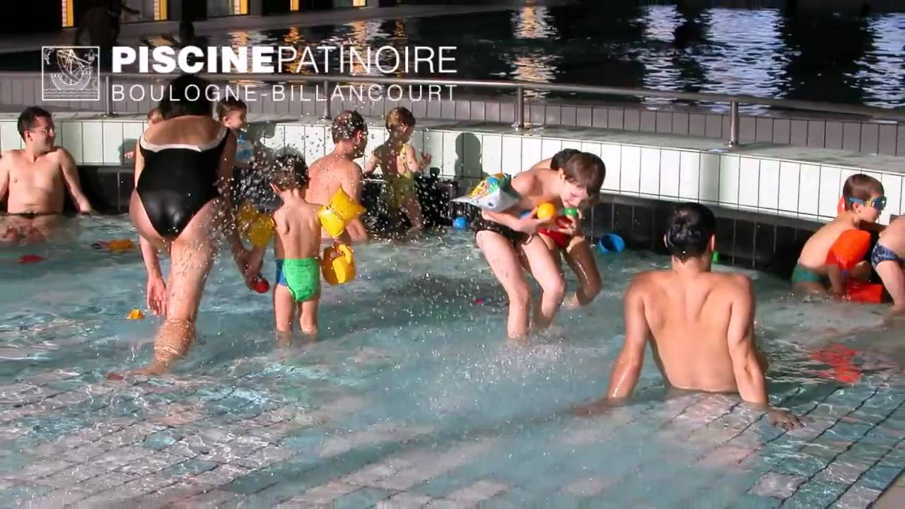 La Piscine de Boulogne Billancourt  YouTube