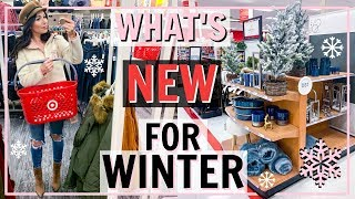 NEW! TARGET SHOP WITH ME FOR WINTER 2018! | Alexandra Beuter