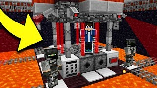 ESCAPING THE DEADLIEST PRISON IN MINECRAFT!