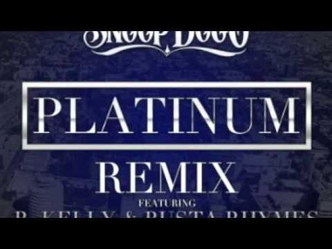 Platinum Remix (ft R Kelly & Busta Rhymes) - Snoop Dogg