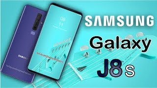 Samsung Galaxy J8s (2019) - Four Camera, 5G Network, Infinity Display, Specs (Concept)