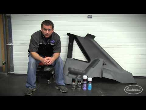 Renew Your Car's Interior! Eastwood Has What It Takes with SEM Paints