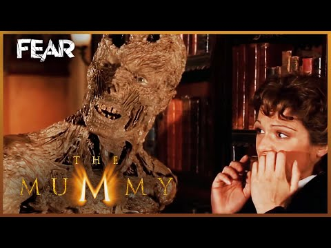 The Mummy Is Scared Of Cats | The Mummy (1999)