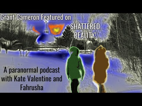 Grant Cameron on Shattered Reality Mp3