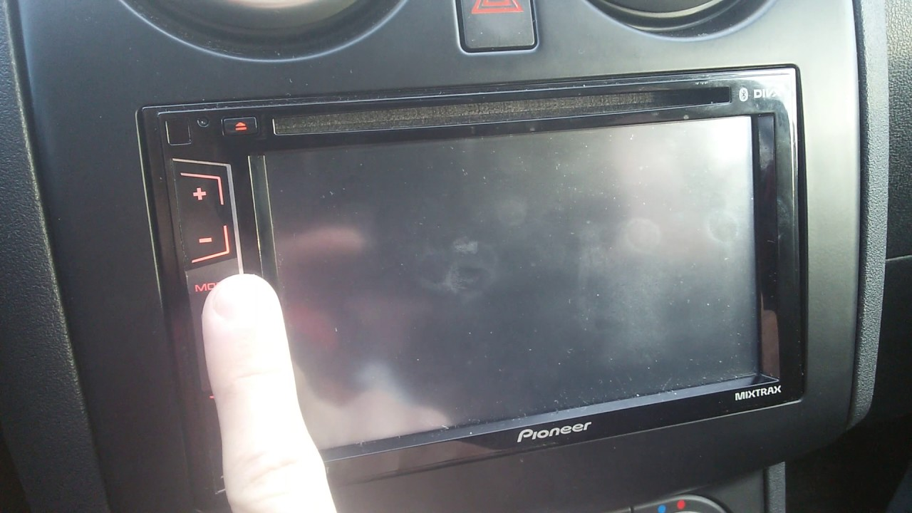 Pioneer AVH-X2700BT Car Multimedia Windows 8 X64 Treiber