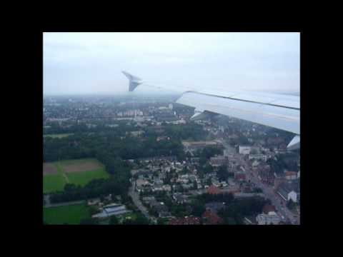 Bad Weather Landing in Hannover