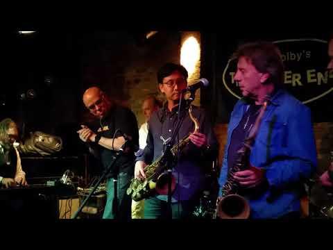 Richie Cannata's Monday Night Jam @The Bitter End 6-11-18 #5