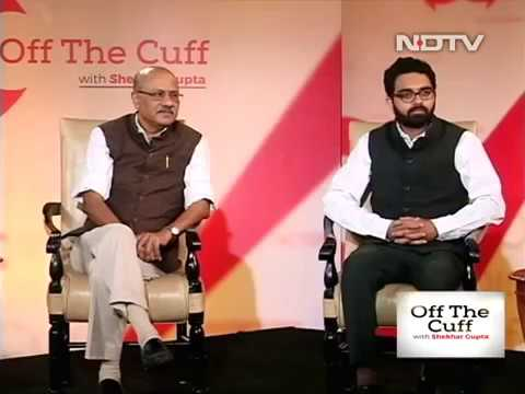 Off The Cuff with ISRO Chairman, AS Kiran Kumar