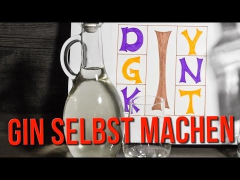DIY GIN KIT – Mach dir doch deinen eigenen Gin!
