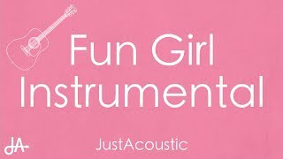 Fun Girl - Summer Walker (Acoustic Instrumental)