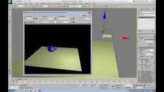 Видеоурок 3d max Стандартные источники света