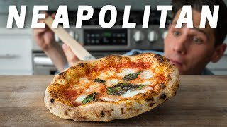 NEAPOLITAN STYLE PIZZA (Using the Ooni Pro Pizza Oven) screenshot 4