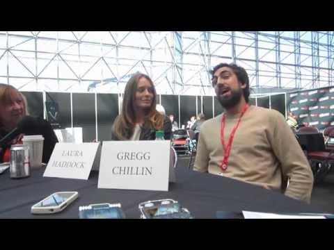 Da Vinci's Demons  Laura Haddock and Gregg Chillin talk about Season 2