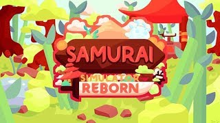 Roblox Samurai Simulador Reborn Codes and Gameplay