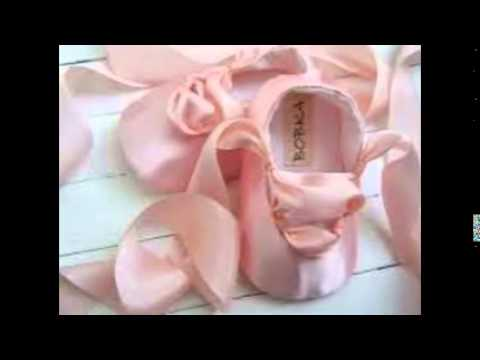 Toddler ballerina shoes