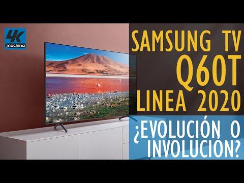 Samsung Q60T 2020 4K TV ¿Evolución o Involución del Qled de entrada de este año?