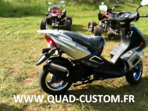 scooter 50cc 4 temps go fast youtube