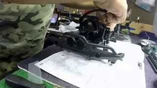 Axial scx10 dingo build part 5 bumpers rims & tires & roll cage