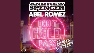 Don't Hold Back (Extended Mix)