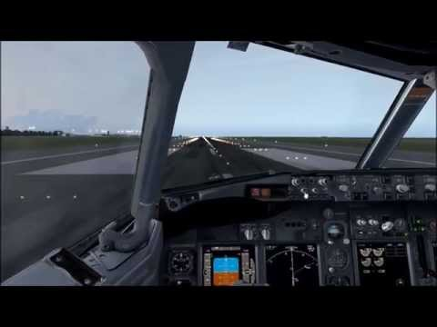 [FSX] PMDG 737 NGX | Rome - Barcelona | RYANAIR | Pro ATC X