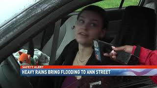 South Ann Street flooding remains an issue for residents - NBC 15 WPMI