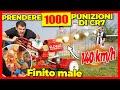 1000 Pallonate di Ronaldo a 140 km/h con Sparapalloni - ⚽️ MALATO DI CALCIO