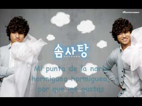 Daesung (from BigBang)  - Cotton Candy [Spanish subs]