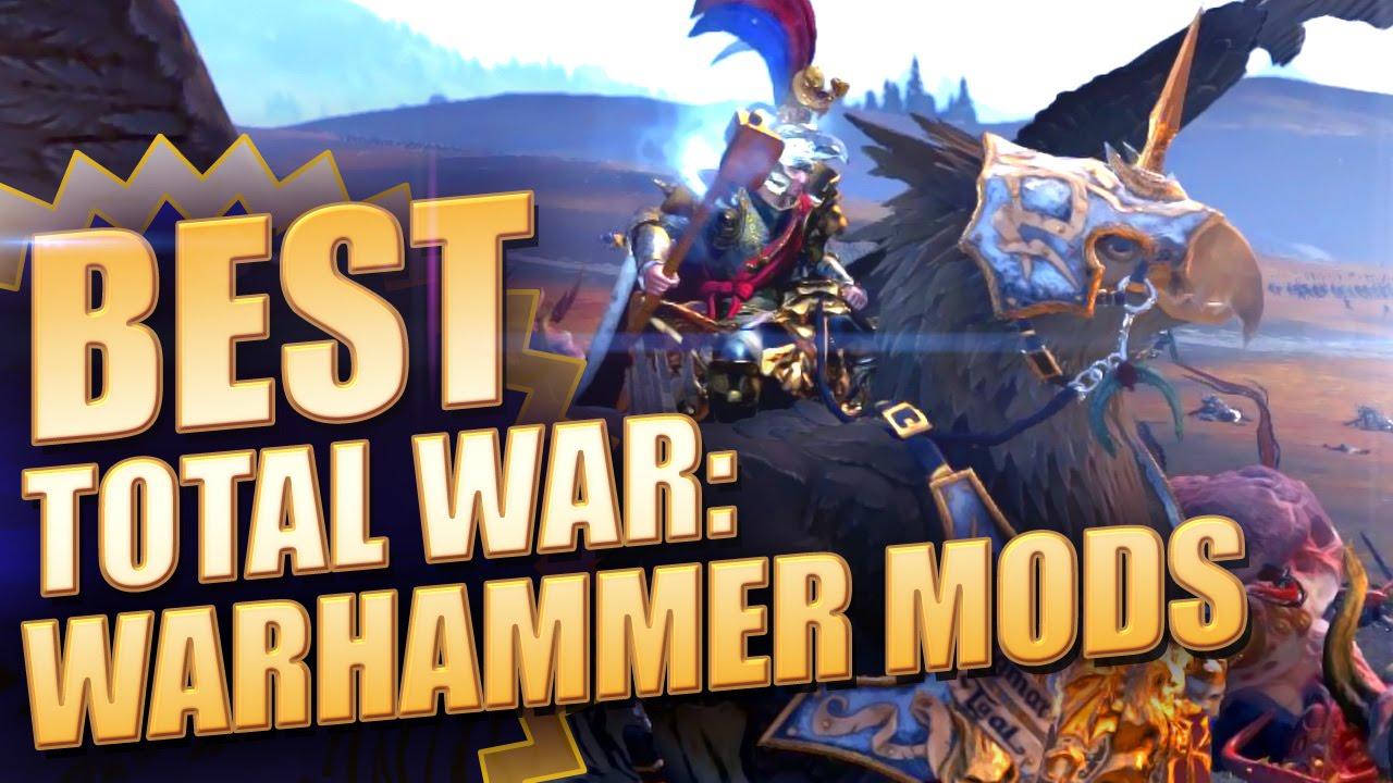 Top 5 Total War: Warhammer Mods