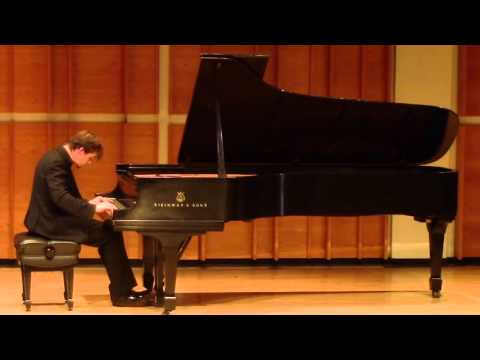 Daniel Lebhardt, piano | Bartok: Evening in Transylvania