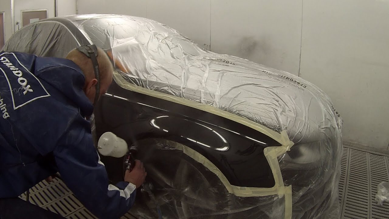 Water Based Car Paint