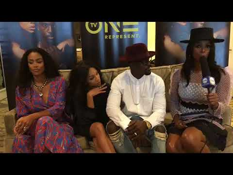 """Interview with the cast of TV One's """"When Love Kills"""""""