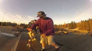 how to footjam with onska