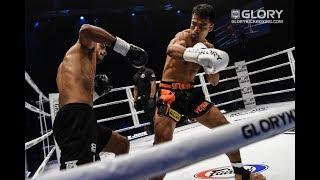 GLORY 53: Sitthichai Sitsongpeenong vs. Tyjani Beztati- Full Fight
